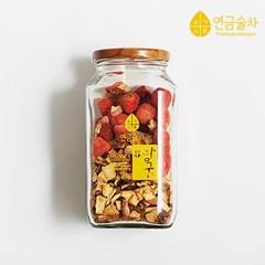 연금술차 사과딸기 담금주 키트 1000ml