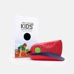 메디앤스토리 키즈미니 어린이 아동 평발 아치 기능성 신발 깔창