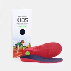 메디앤스토리 키즈 어린이 아동 평발 아치 기능성 신발 깔창