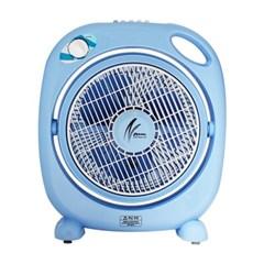 신일 박스팬 선풍기 블루 SIF-C10BWS