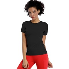 폴리 UPF50+ 스포츠 라운드 숏슬리브 티셔츠 반팔_E09_(181004)