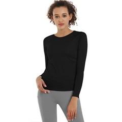 폴리 UPF50+ 스포츠 라운드 롱슬리브 티셔츠 긴팔_E10_(181003)