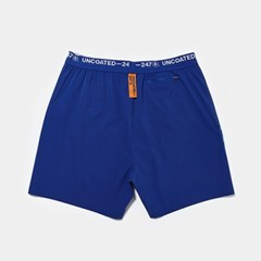 [언코티드247] POSEIDON SHORT PANTS - 블루