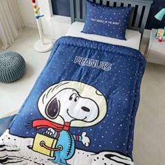 [Peanuts]컴포터&필로우커버 세트 S_SPACE