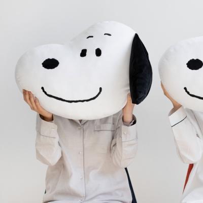 [Peanuts] 스누피 페이스 쿠션