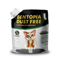 벤토피아 6.35kg 먼지없는 모래 고양이 대용량모래_(952976)