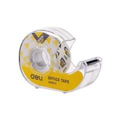 DELI 델리 슈퍼 클리어 휴대용 접착테이프 디스펜서 18mm (EA30211)