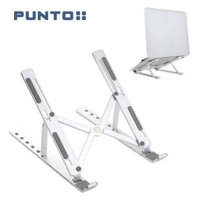 푼토 랩탑스탠드 LS-400 접이식 노트북 태블릿 거치대_(3064499)