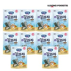 [일동후디스] 아기밀냠냠 김과자 코코넛 x10개_(701765969)