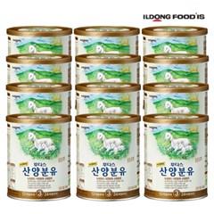 [일동후디스] 프리미엄 산양분유 3단계 400g x12개_(701765900)