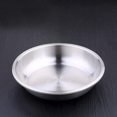 [쿠킹스]원형 스텐 그릇(24cm)