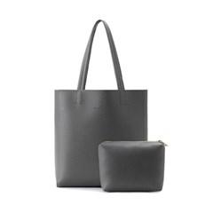 moss bag (darkgrey) - D1016DG