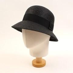 Cool Black Cloche Hat 여름페도라