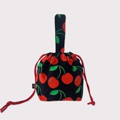 Cherry string bag