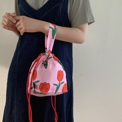 tulip string bag