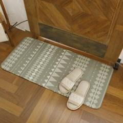 머스크리버플 PVC 양면 쿠션 주방매트(소형/75x44)_(11583211)
