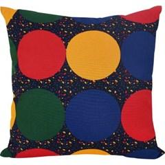 Quatro Universe Navy Cushion