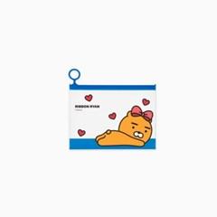 카카오프렌즈 PVC파우치(리본테마)라이언 9524_(274278)