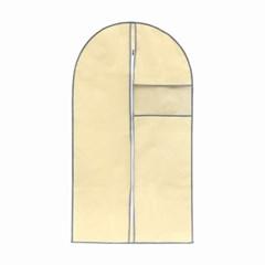 부직포 투명창 옷커버(60x110cm)/ 옷보관 코트커버
