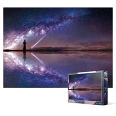 500피스 직소퍼즐 - 은하수를 비추는 빛_(2315422)