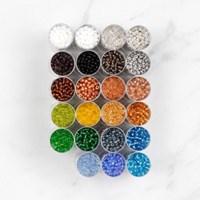 [NEW] 글라스 시드비즈 3mm, 23 colors