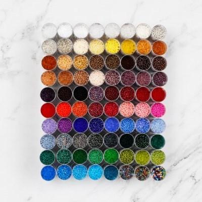 [NEW] 글라스 시드비즈 2mm, 80 colors
