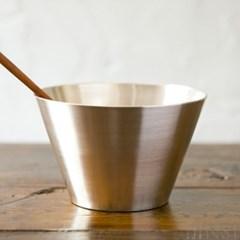 방짜유기 팥빙수 그릇(사이즈선택)