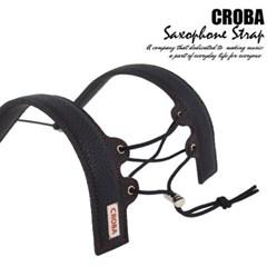 색소폰 스트랩 x끈형 스트랩 어깨걸이 목걸이 CSS-01