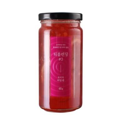다미즐 티블랜딩 오미자 과일3종 400g