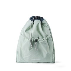 STRING SLIM BACKPACK 503 W.NYLON LIGHT MINT_(789616)