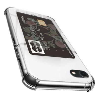 머큐리 하이브리드 에어백 카드 포켓 아이폰 7플러스/8플러스