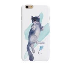 Cute Cat (HA-067B) Hard Case