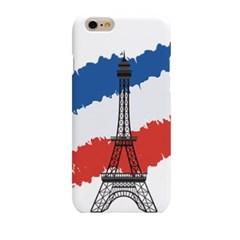 Missing Eiffel Tower (HE-151B) Hard Case