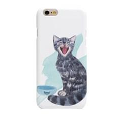 Smiling Cat (HA-064A) Hard Case