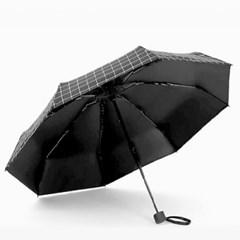 고급 초경량 접이식 남성 여성 5단 수동 우산