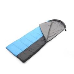 에리즈 캠핑 침낭(블루)/레저용품 경량 캠핑이불