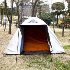 2∼3인용 양문형 텐트/가족 피크닉 바캉스 캠핑용품