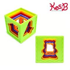 [캐스B] 튼튼 패턴큐브쌓기_(1636389)
