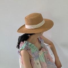 여름 밀짚 모자 페이퍼햇 파나마햇