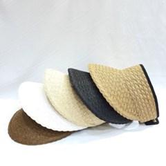 말림 패션 데일리 여름 바캉스 여행 라탄 썬캡 모자