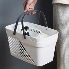 모던 심플라인 목욕 바스켓 Ver.3