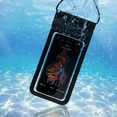 하이스스카이 IPX8 4단잠금 아이폰X XS XR 방수팩