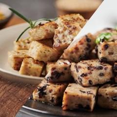 [교촌치킨] 닭가슴살 큐브스테이크 10팩 (현미/흑미/5+5 중 택1)