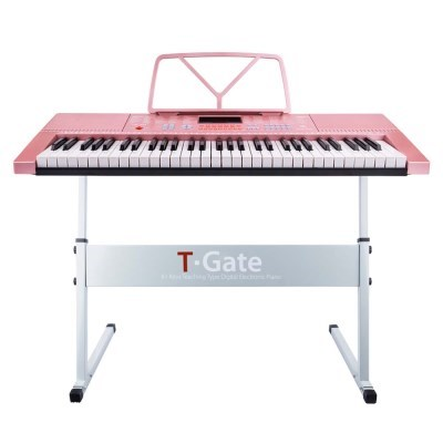 [베이비캠프]61건반 교습용 디지털 피아노-A타입