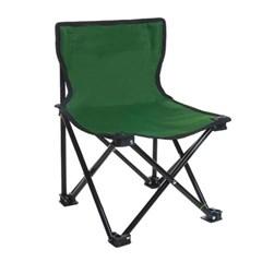 캠포스 등받이 접이식의자(그린) / 접이식 캠핑의자