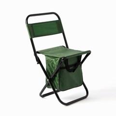 간편 수납 접이식 캠핑의자/낚시의자 휴대용 미니의자