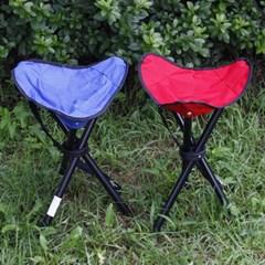 야외용 삼각발 접이식의자/낚시 레저 캠핑의자