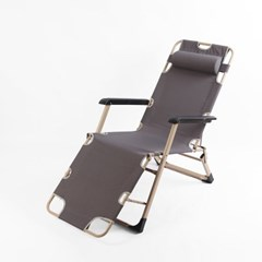 2in1 접이식 캠핑의자 /각도조절 릴렉스체어