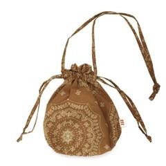 Paisley buddy bag_ Camel