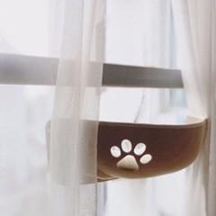 고양이 윈도우해먹 창문해먹 가성비 펠트해먹